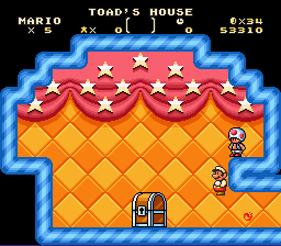 Super Mario Brothers Deluxe - Toad